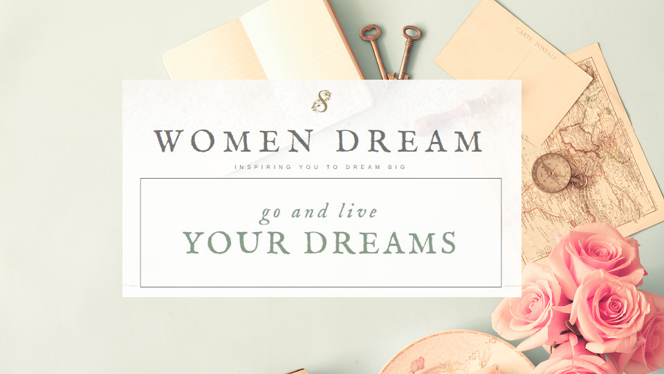 8WomenDream Banner