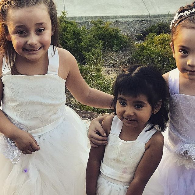 3 Girls and a Sister's Quinceañera