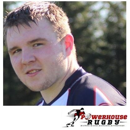 PowerHouse Rugby Social Media Avatar