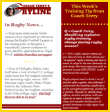 TryLine Newsletter