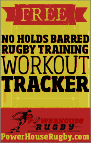 PowerHouse Rugby Free Workout Fitness Tracker Ad