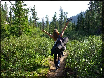 Finding your passion in nature