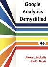 Google Analytics Demystified (4th Edition) book on Amazon