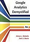 Google Analytics Demystified (4th Edition) book on Amazon