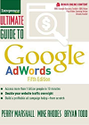 Ultimate Guide to Google AdWords: How to Access 100 Million People in 10 Minutes book on Amazon